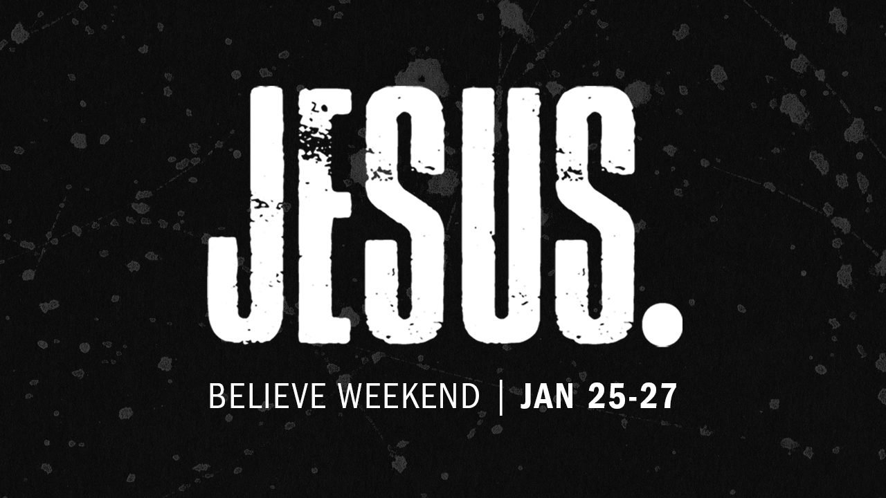 Believe Weekend 2019