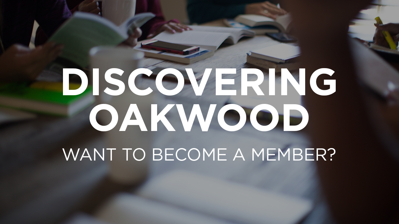 Discovering Oakwood