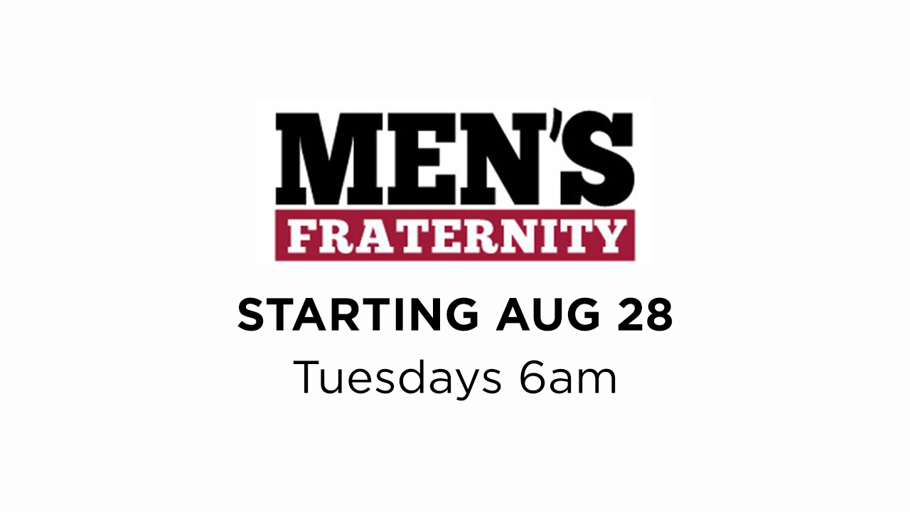 Men's Fraternity - The Quest for Authentic Manhood
