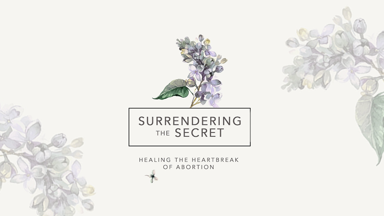 Surrendering The Secret